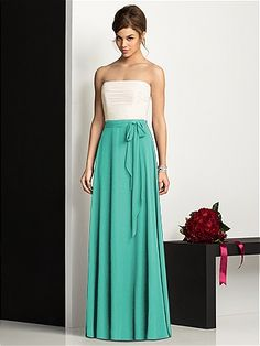 After Six Bridesmaids Style 6677 http://www.dessy.com/dresses/bridesmaid/6677/