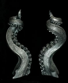 Octopus Tentacle Candle Holder - Set Of Two $140 - click on the photo for a direct link -  http://goreydetails.net/shop/index.php?main_page=product_info=70_71_id=464