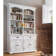 Upscale the style and functionality of your home with the effortlessly timeless Nova Solo Provence Hutch Cabinet . This gorgeous cabinet is hand-made. Dining Room Hutch, Dining Room Furniture, Home Furniture, Luxury Furniture, Furniture Ideas, Hutch Cabinet, Buffet Hutch, Provence, Hutch Display