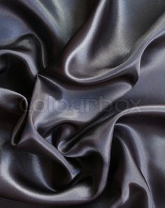 Image of 'Smooth elegant grey silk can use as background'