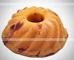Poparzona babka Polish Recipes, No Bake Cake, Doughnut, Sweet Treats, Muffin, Good Food, Cooking Recipes, Cookies, Chocolate