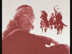 John Trudell, Crazy Horse - The Original Video - YouTube