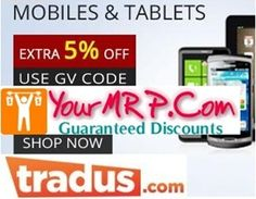 5% Extra Off on Mobile & Tablets – Tradus.Com