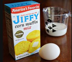 Free Jiffy Cornbread Recipe Book