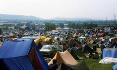 Glastonbury 1983   Ist time but not the last....