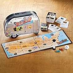 Road Trip Word Game | National Geographic Store