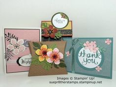 Amy's Inkin' Krew Featured Stampers Stamping Up, Stampin Up Cards, Botanical Gardens, Your Image, Fun Crafts, Color Schemes, Amy, Card Making, Bloom