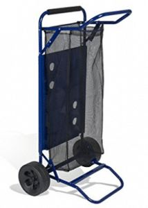 Beach Cart with Folding Table / Drink Holders by BeachMall Fishing Cart, Beach Cart, Look Good Feel Good, Buyers Guide, Beach Trip, Baby Strollers, Bike, Drink, Table