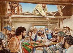 Jesus quer que caminhamos - Cura do Paralítico