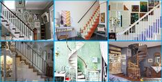 10 Bellissime Idee per decorare Scale Shabby Chic | MondoDesign.it