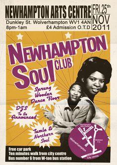 NEWHAMPTON SOUL CLUB