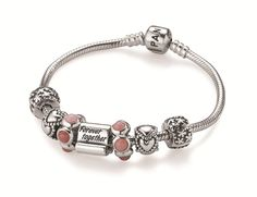 Forever Together Starter Bracelet By Pandora Jewelry at WilkinsandOlander.com... Telling the hubster that he have until Christmas to get me this! Lol