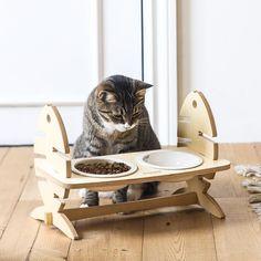 Cat House Diy, Diy Cat Toys, Cat Hammock, Cat Playground, Cat Room, Pet Furniture, Animal Projects, Pet Bowls, Dog Houses