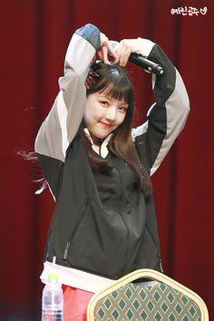 Kpop Girl Groups, Korean Girl Groups, Kpop Girls, Kim Ye Won, Jung Eun Bi, Cloud Dancer, G Friend, Little Pigs, Korean Singer