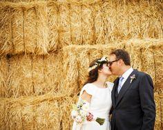 Una boda con un toque rústico | TELVA