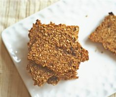 """Coconut """"Brittle"""": #sugarfree, #grainfree, #dairyfree, #vegan and low glycemic snack!"""