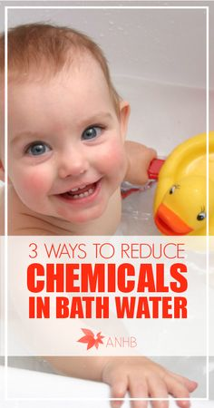 Check out these 3 simple ways to reduce chemicals in bath water. So good to know!