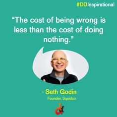 #Entrepreneurs #Motivation #Dailymotivation #Inspiration #StartUpLife #Success #InspirationalQuotes #CEO #SethGodin #Squidoo #EntrepreneurQuotes #Founders