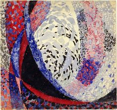 Kupka, Frantisek (1871-1957) - 1912 Fugue in Two Colors (Museum of Modern Art, New York City), via Flickr.