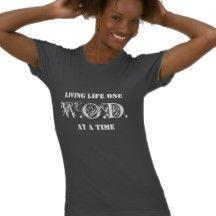 Crossfit T-Shirts, Crossfit Shirts & Custom Crossfit Clothing