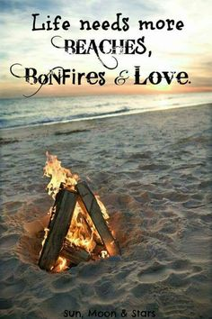 We agree!  And now we're craving roasted marshmallows at Assateague. #ocmd