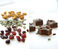 Healthy Snack Recipe: The MNB Energy Bar | Move Nourish Believe