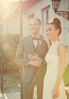 Vici & Marc // Traumhafte Vintage-Hochzeit in Berlin