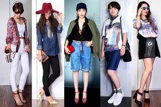 ELLE編輯穿搭 BERSHKA來台搶先示範平價時尚的夏日混搭術
