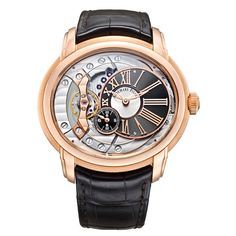 Pre-Owned Audemars Piguet Millenary 4101 Automatic Rose Gold (15350OR.OO.D093CR.01)
