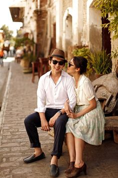 The Jamies' Engagement Shoot in Idyllic Ilocos Prenup Theme, Prenup Outfit, Pre Nup Photoshoot, Pre Wedding Photoshoot, Photoshoot Ideas, Pre Wedding Shoot Ideas, Pre Wedding Poses, Prenup Photos Philippines, Prenup Photos Ideas