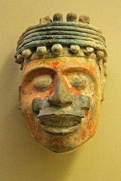 Moss Aztec Pottery | Aztecs pottery - More information