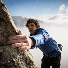 Alex Honnold, Rock Star - WSJ