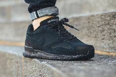 Nike PRM Black Metallic Pewter