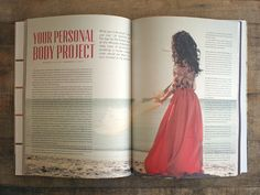 Your Personal Body Project by Allie Marie Smith | Darling Magazine, Issue No. 1