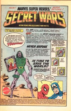 vintage ads from comic books - Yahoo Image Search Results Old Comic Books, Vintage Comic Books, Vintage Comics, Vintage Ads, Stan Lee Spiderman, Marvel Secret Wars, Old School Toys, Old Comics, Retro Toys