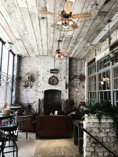 5 Grand Tips: Industrial Vintage Farmhouse industrial cafe seating. Industrial Cafe, Vintage Industrial Furniture, Industrial Interiors, Industrial Style, Industrial Stairs, Industrial Closet, Industrial Windows, Industrial Apartment, Vintage Sideboard