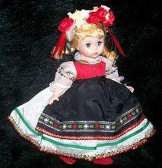"Madame Alexander 8"" Doll"
