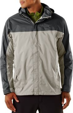 Bass pro shops hpr ii bone dry rain jacket for men bass for Rei fishing gear