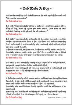 Rover 99 - *God Made A Dog - Full | Poster