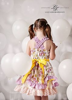 fairytale frocks and lollipops :: foofoo threads, Jocelyn thrum, alexia dress, baby, infant, toddler, girl, girls sewing pattern, children's sewing pattern, girls dress pattern, toddler sewing pattern, toddler dress pattern, summer, spring, fall, winter,
