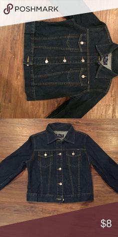 Denim jacket Perfect condition like new Angels Jackets & Coats Jean Jackets