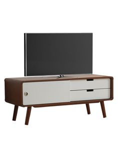 Armani Rectangular TV Cabinet by Design Studios at Gilt