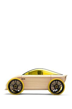 Automoblox Mini C9 Sports Car wooden toy