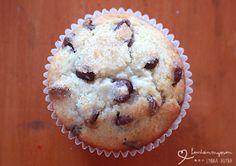 Hearts in My Oven: Chocolate Chip Muffins