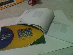 Menção Honrosa do 2° Concurso Literário Pague Menos, a nível nacional. Os 100 primeiros participaram do livro Brava Gente Brasileira.