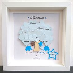 baptism-gift-boy-godchild-patentante-patenonkel-tree-of-life-individual-gift-personalized-wishes-picture-frame-with-data/ - The world's most private search engine Christening Gifts For Boys, Christening Present, Baptism Gifts, Baptism Pictures, Picture Gifts, Picture Tree, Diy Gifts For Kids, Godchild, The Godfather