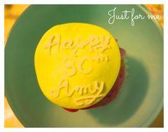 Amy's 30th birthday