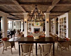 Built- in Bookshelf Love~ Inspirations