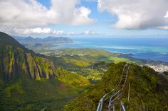Stairway to Heaven, Oahu--we are finally doing this!
