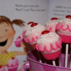 Pinkalicious Cake Balls